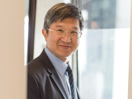 Ho Shing, President of Transportation and Logistics