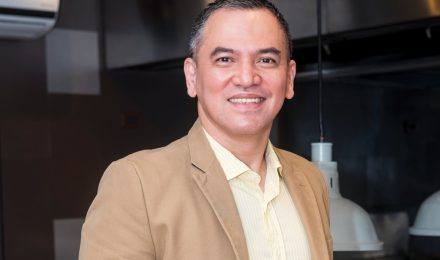 Jean Paul Manuud, President and COO of The Bistro Group