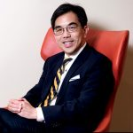 Professor Wong Tien Yin, Medical Director and Deputy Group CEO of Singapore National Eye Centre