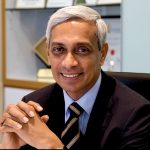 Suresh Balan, Executive Vice President Asia Pacific & Middle East of Camfil Singapore