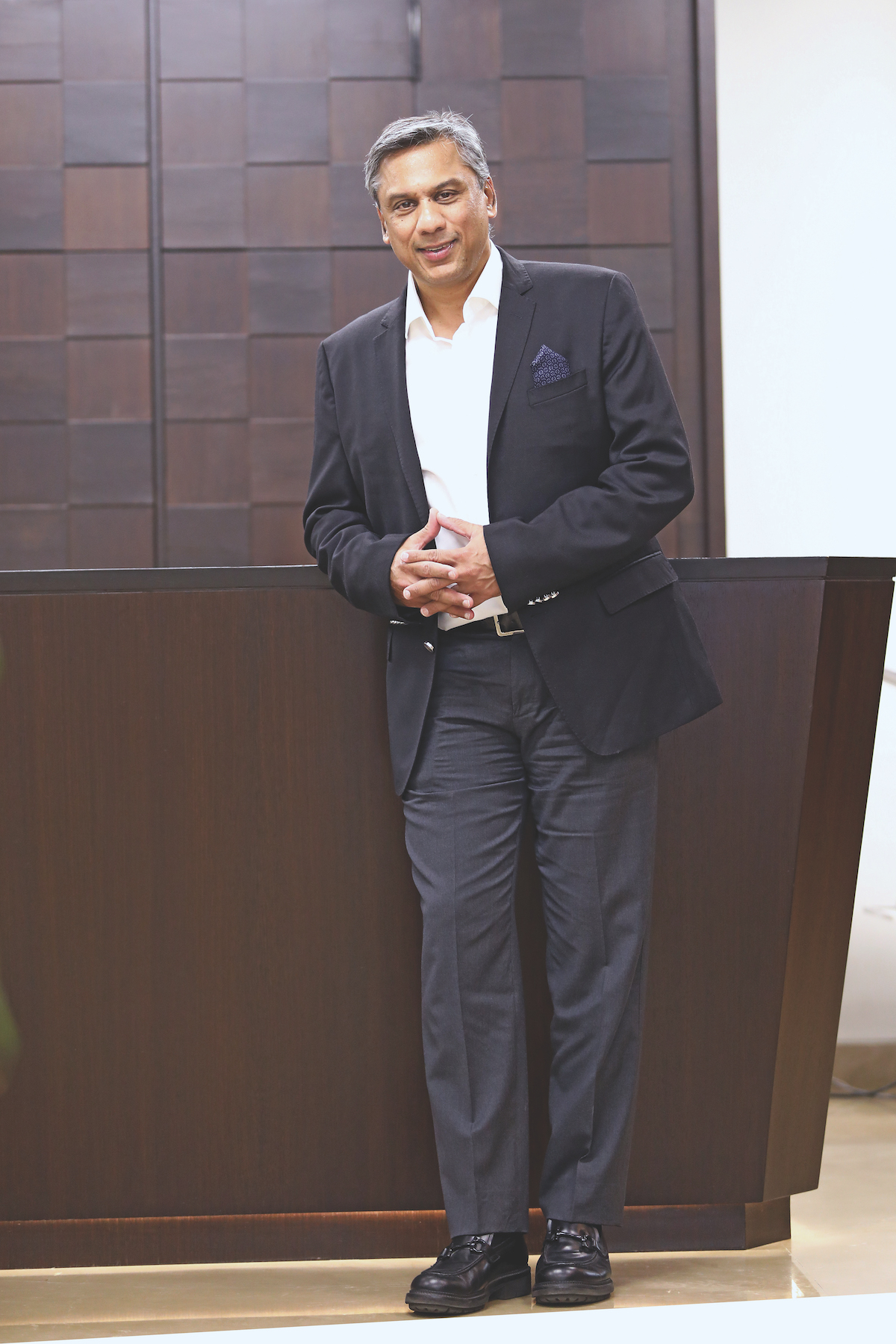 Anurang Jain, Managing Director of Endurance Technologies