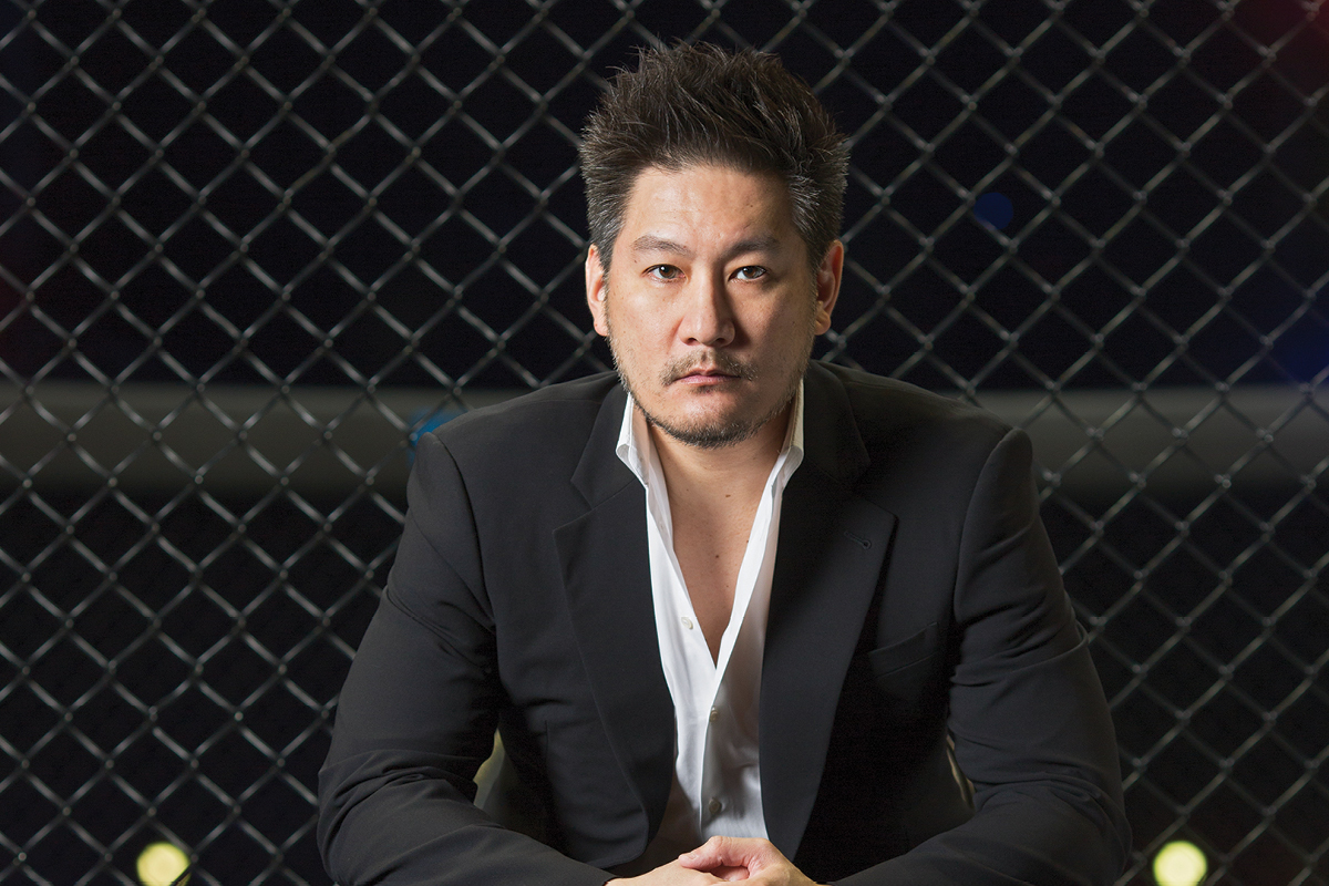Chatri Sityodtong, Founder and CEO of ONE Championship