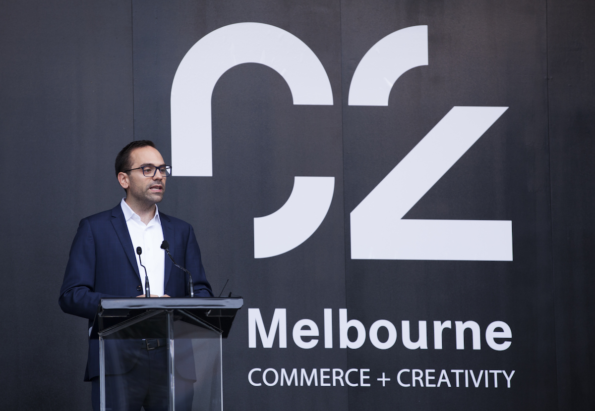 Martin Enault, CEO of C2 Asia–Pacific