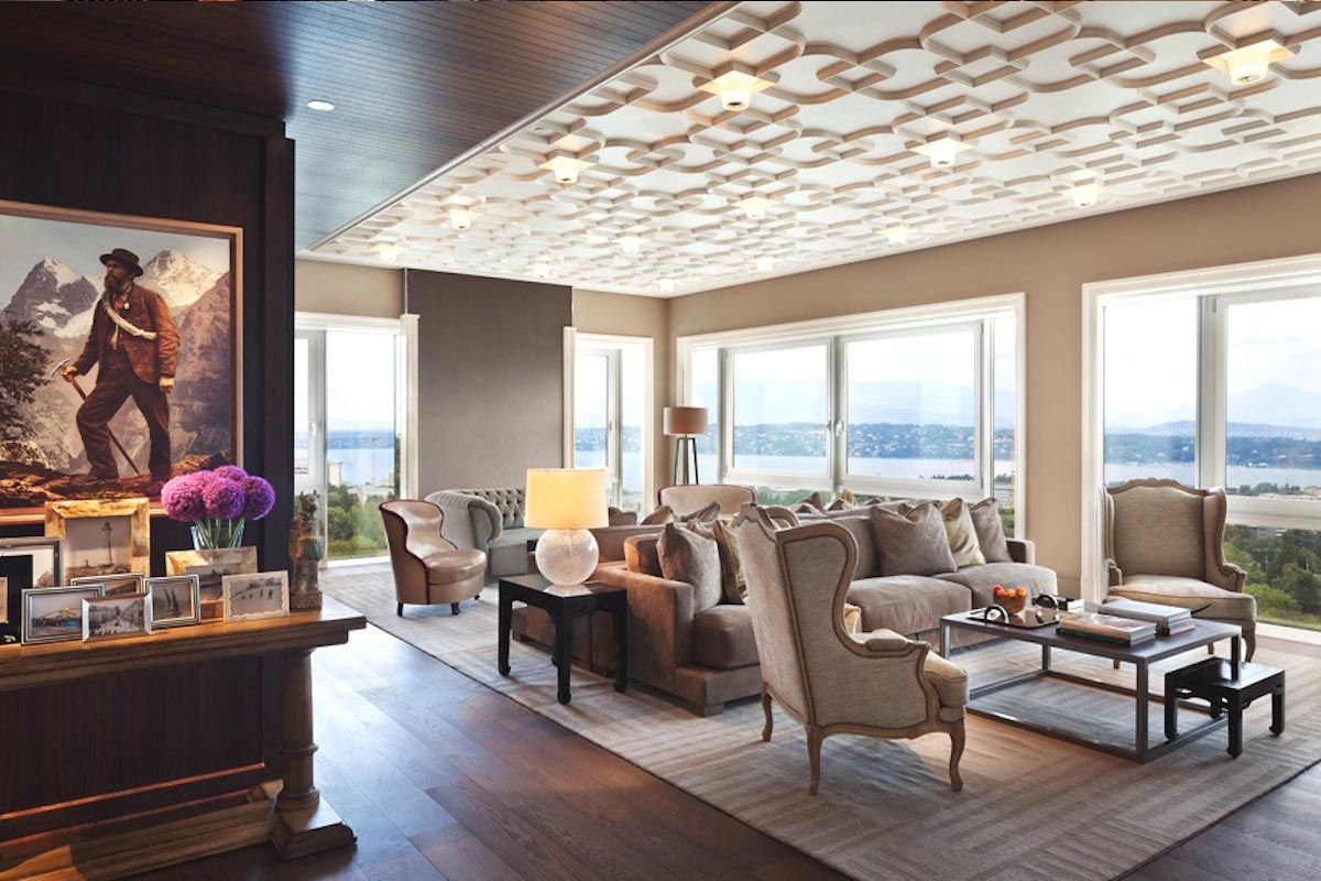 The Residence, InterContinental Geneva, Switzerland