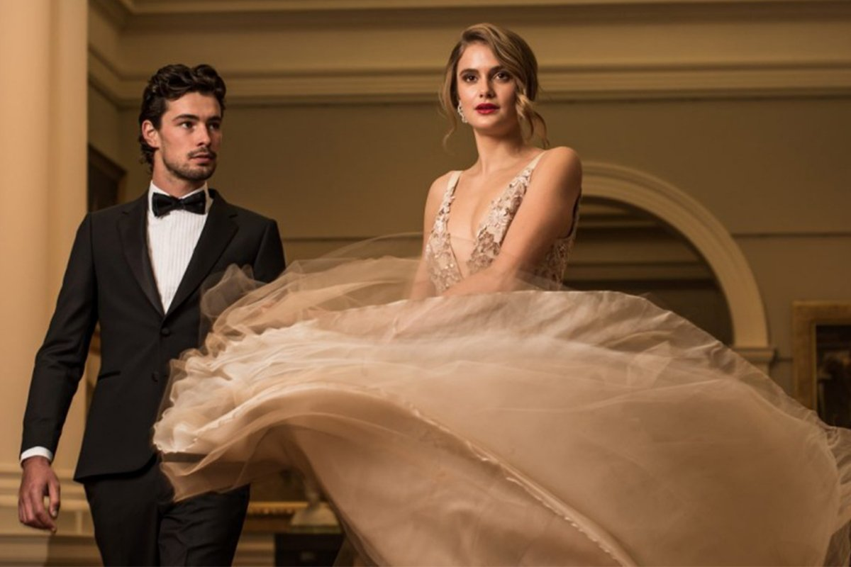 ArchiBall: the Art Gallery of NSW's exclusive dinner party for $2000 a head