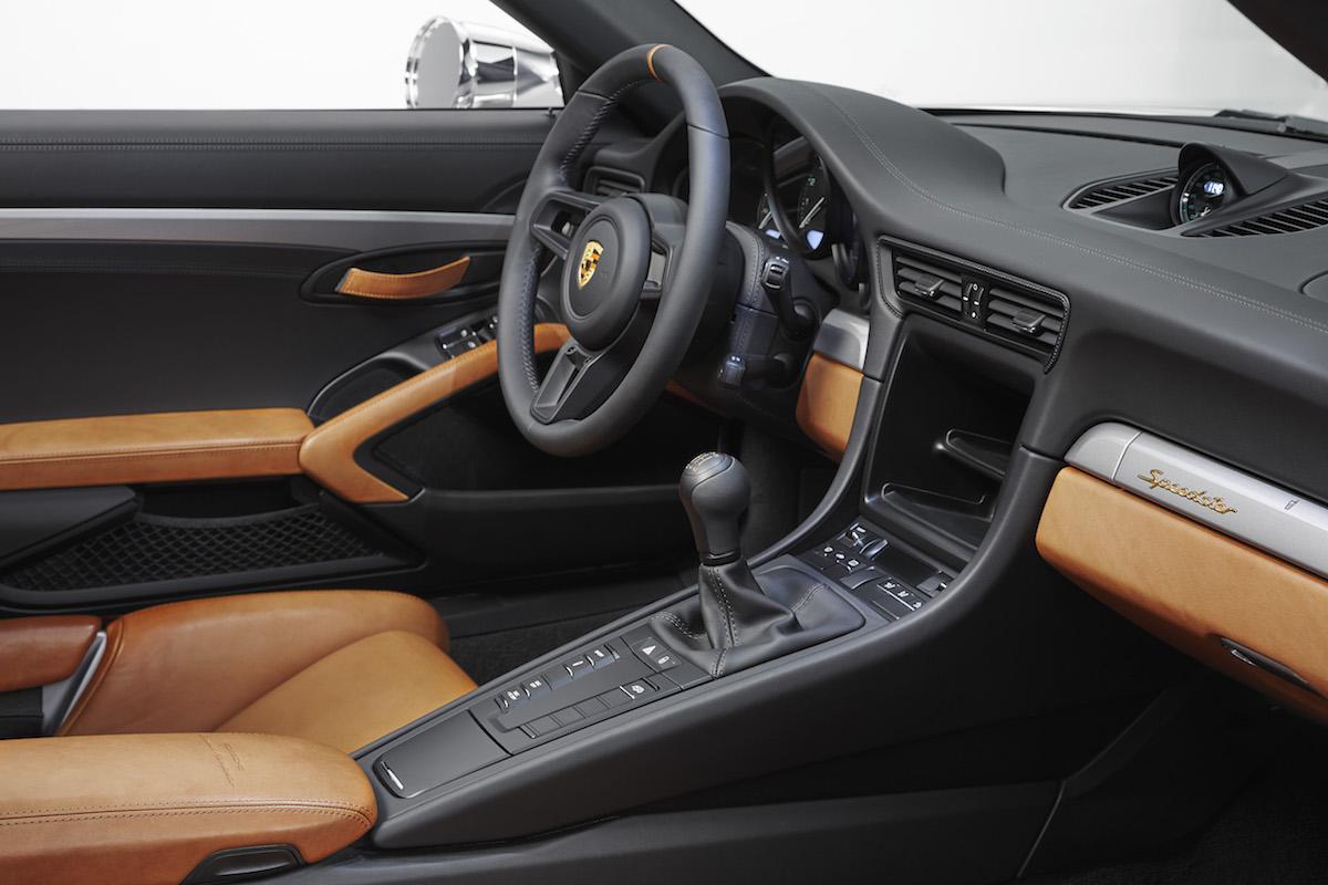 Porsche celebrates 70 years with 911 Speedster Concept