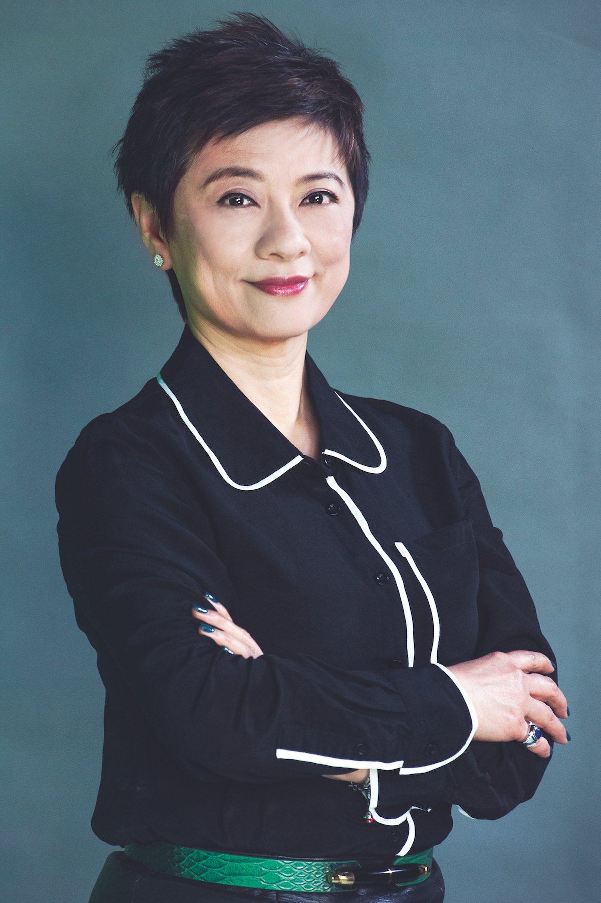 Hera Siu, CEO of Cisco Systems Greater China