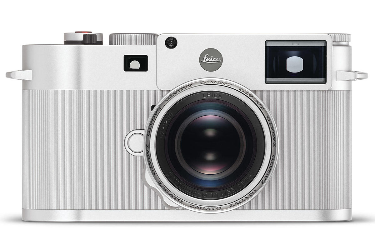 The US$21,000 Leica M10 'Edition Zagato