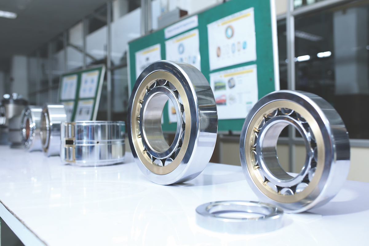 What are bearings?