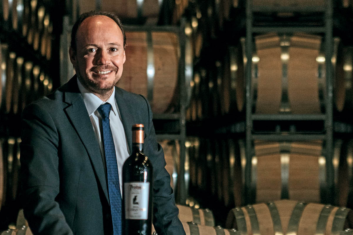 Carlos Villar, CEO of Bodegas Protos