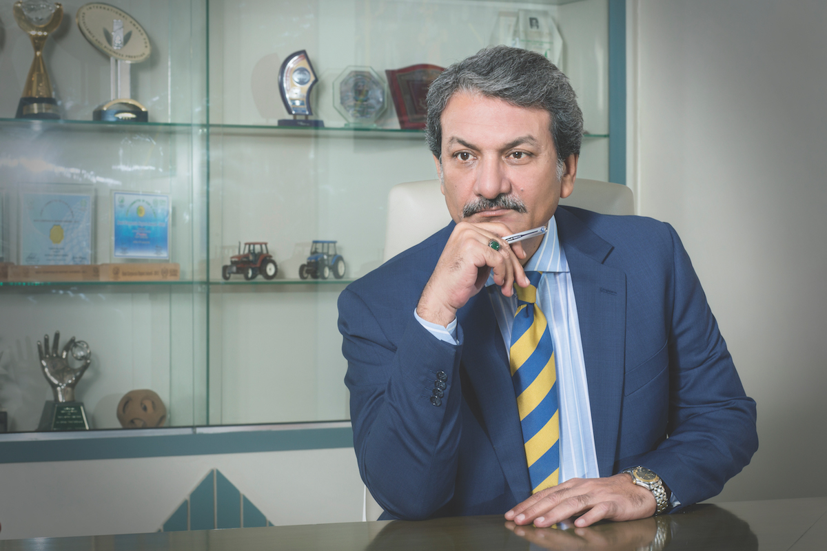 Shahid Hussain, CEO and MD of Al-Ghazi Tractors