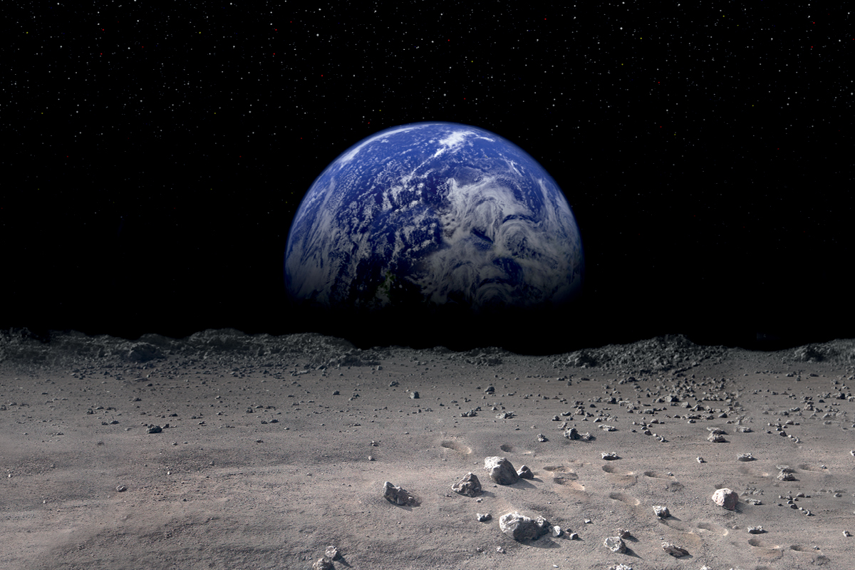 Mining the moon: The space start-ups looking for lunar resources
