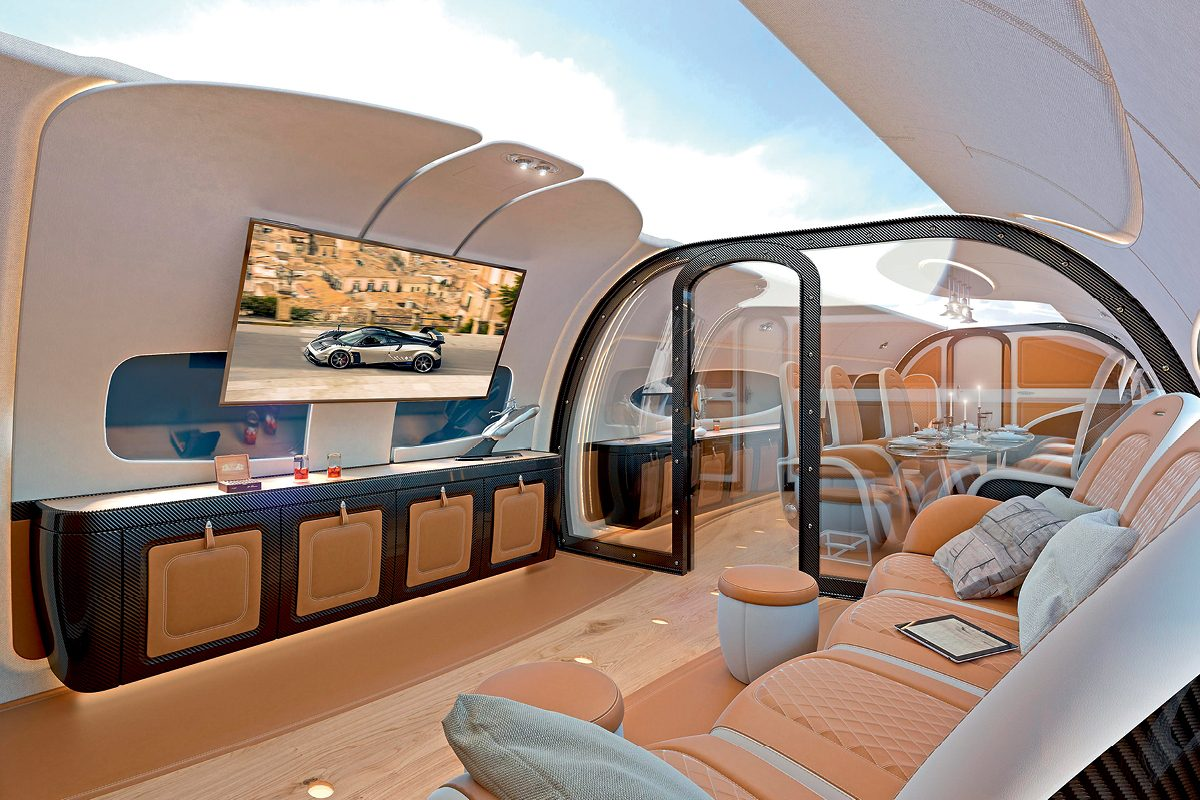 the world s best private jets