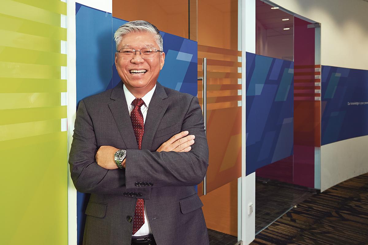 CB Lim, CEO of Marsh Malaysia