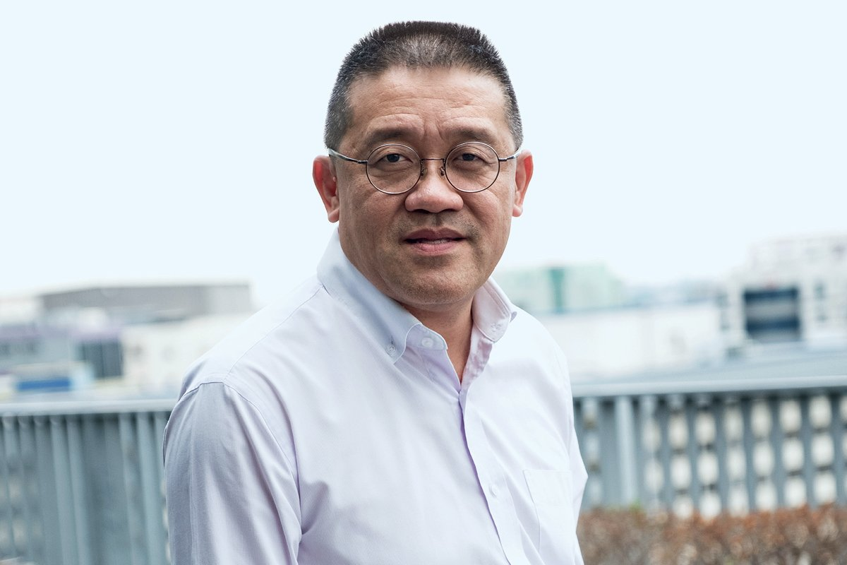 Sani Chang, Managing Director of Building Facade Group HCCH Consulting