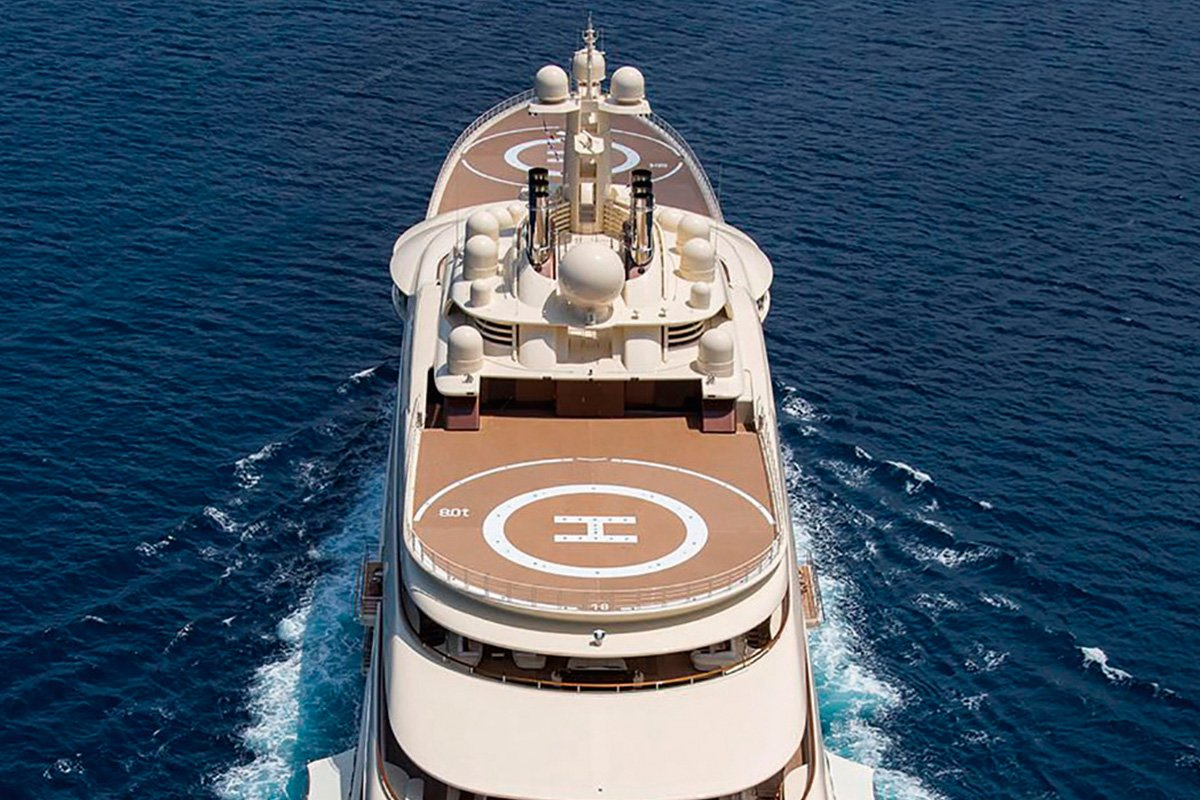 The World's Best Superyachts