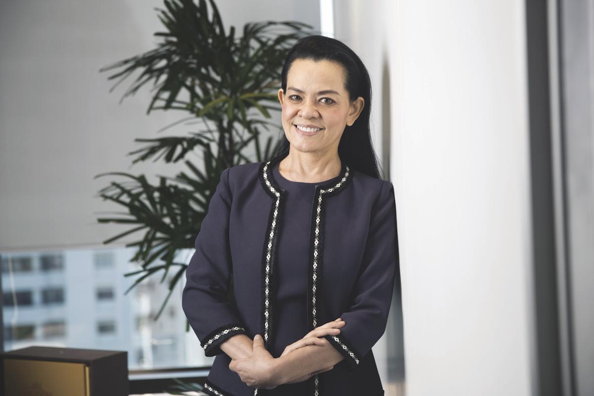 Asia's 6 leading businesswomen