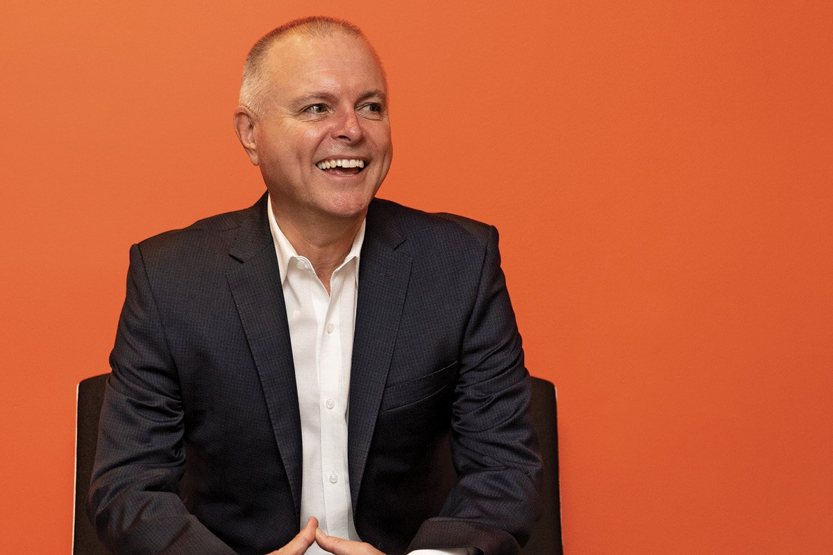 Jeff Fraser, CEO of Coates Hire