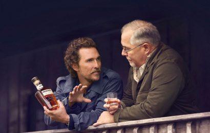 "Wild Turkey's Eddie Russell on making Matthew McConaughey's ""perfect bourbon"