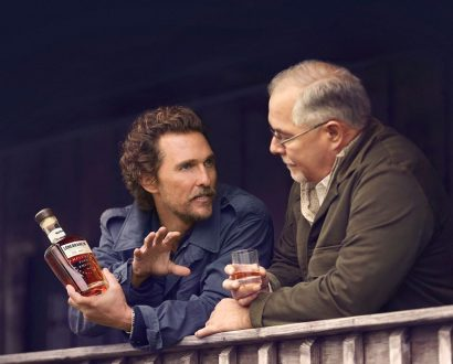 "Wild Turkey's Eddie Russell on making Matthew McConaughey's ""perfect bourbon"
