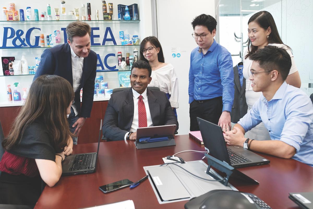 Procter & Gamble Asia