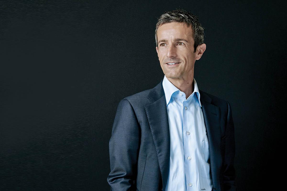 Rochus Kobler, CEO of Phoenix Mecano