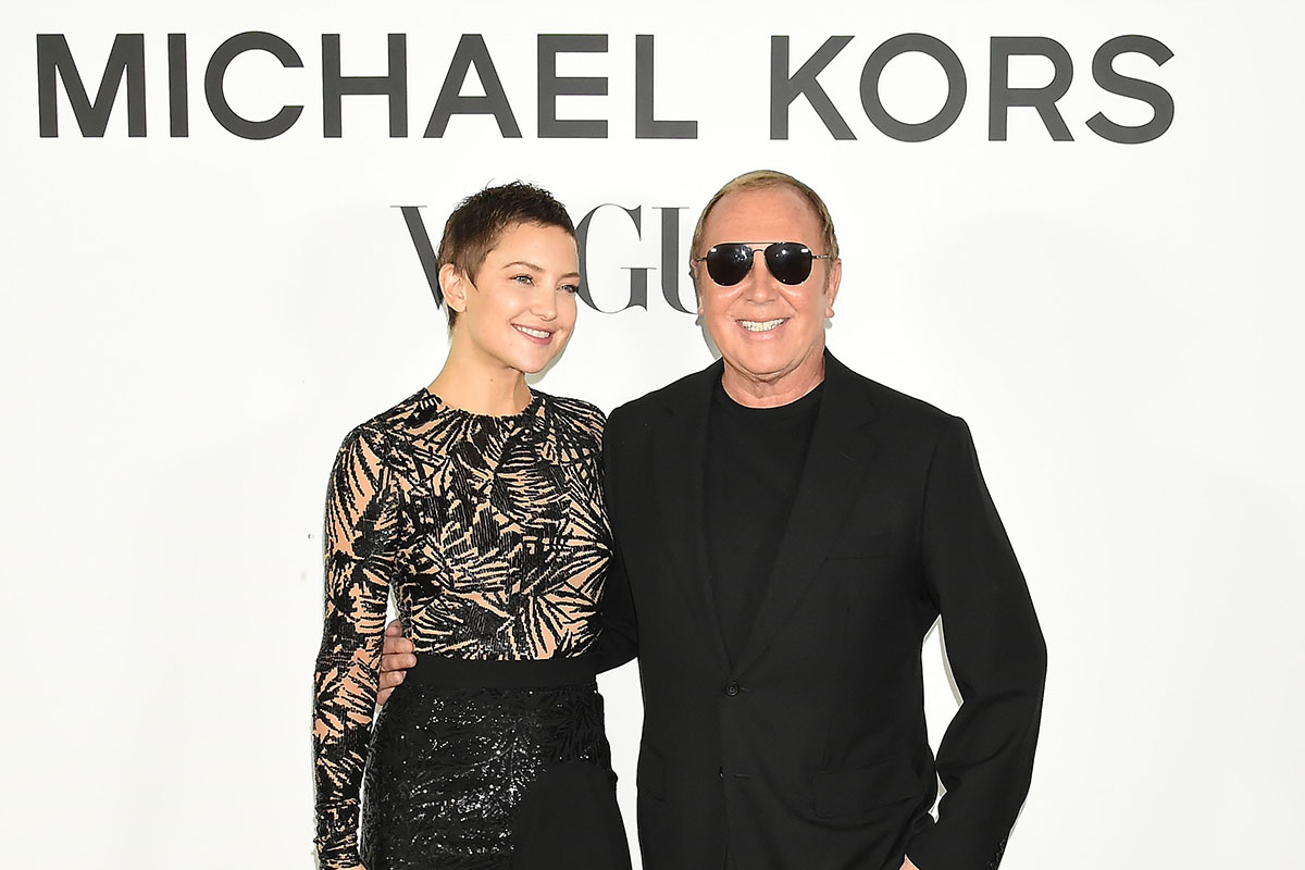 Michael Kors and Kate Hudson want a world without hunger