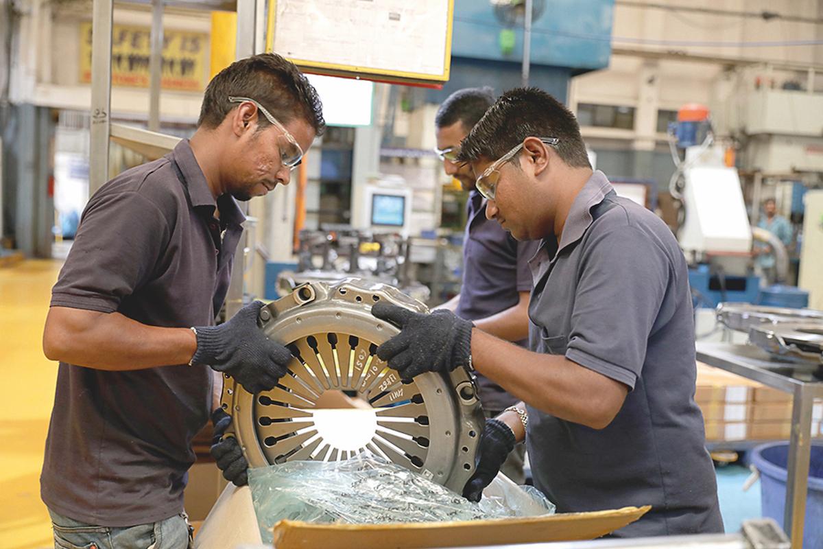 Harish Sheth Chariman & Managing Director of Setco Automotive