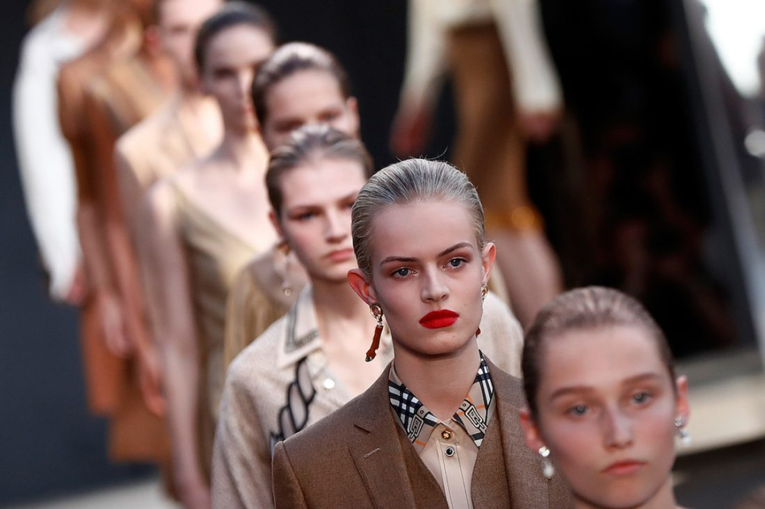 Faux is in, fur is out: Burberry drops real fur and joins cruelty-free movement