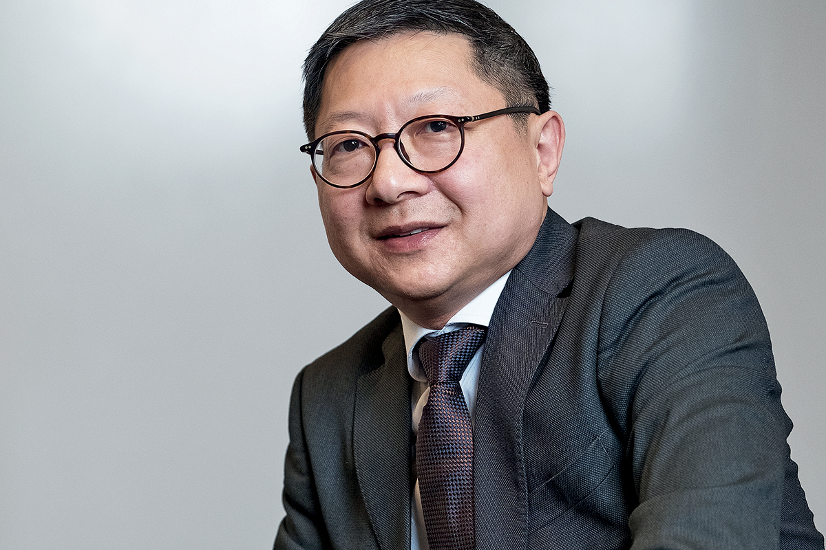 Chai Boon Lim, Group Director of Swan & Maclaren Architects