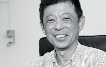 Mark Lim Deputy Managing Director of Chuan Huat Resources
