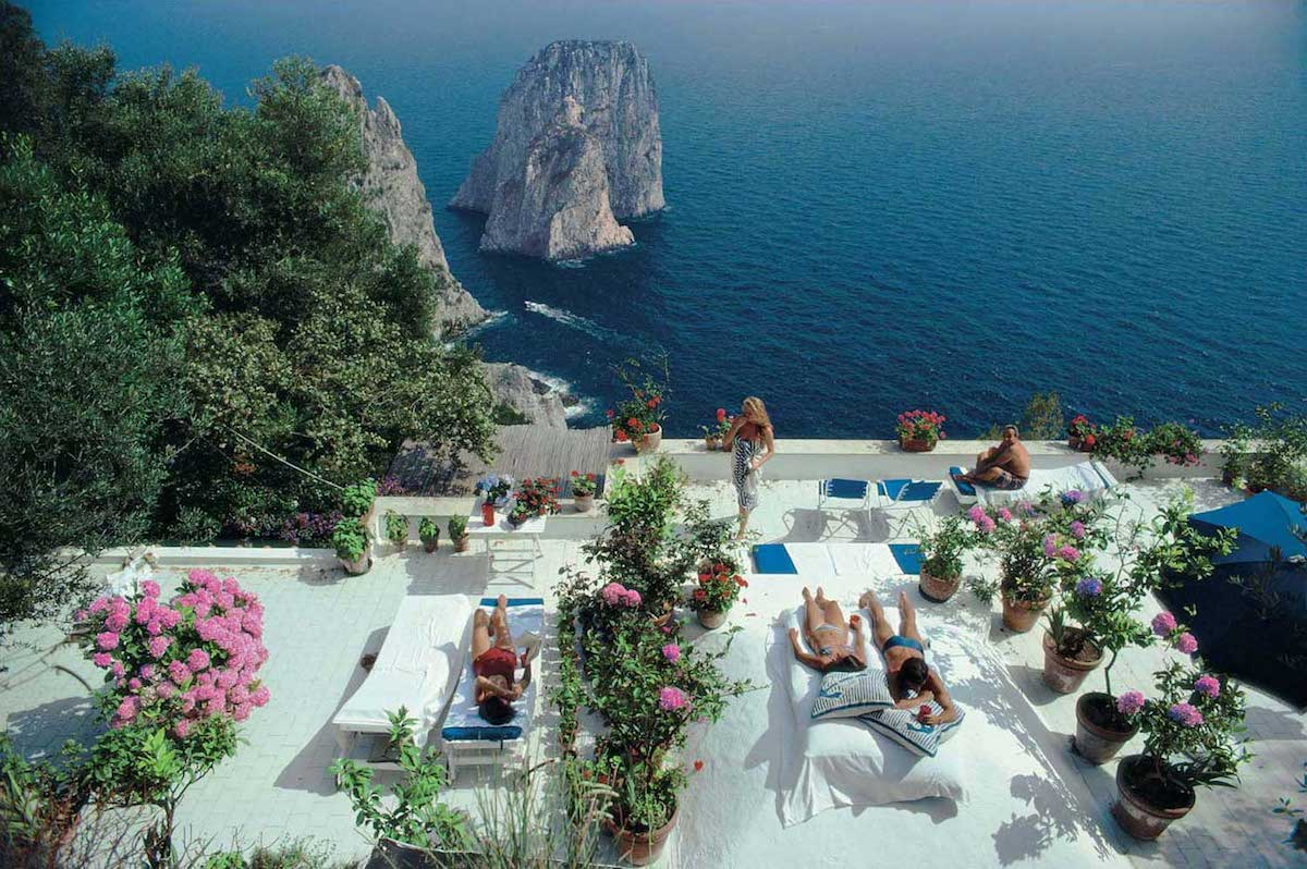 Travel to Italy with these four luxury destinations