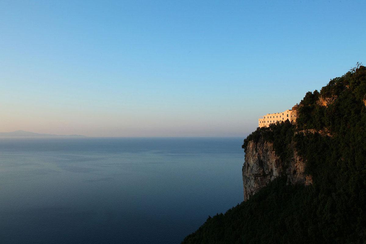 Monastero Santo Rosa, Amalfi Coast