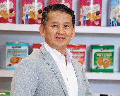 Martin Ang Director of Marketing of Julie's Manufacturing