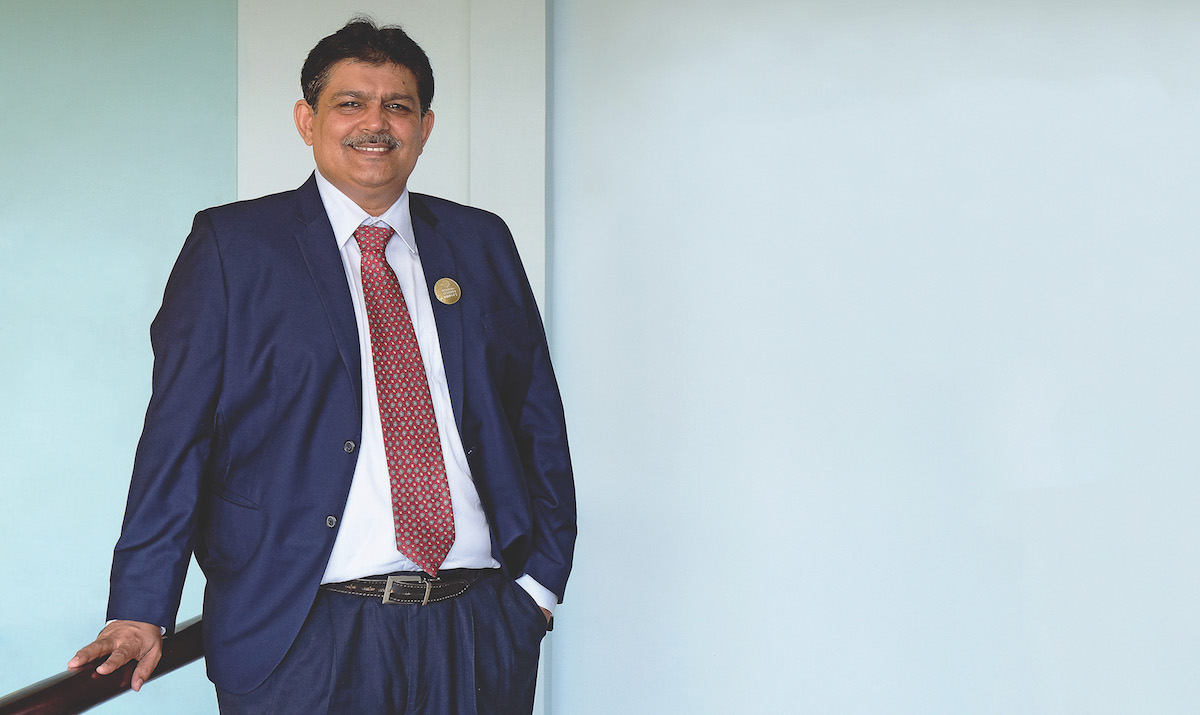 Neeraj Khatri, Chief Operating Officer Country Head Indonesia of Wipro Unza Indonesia