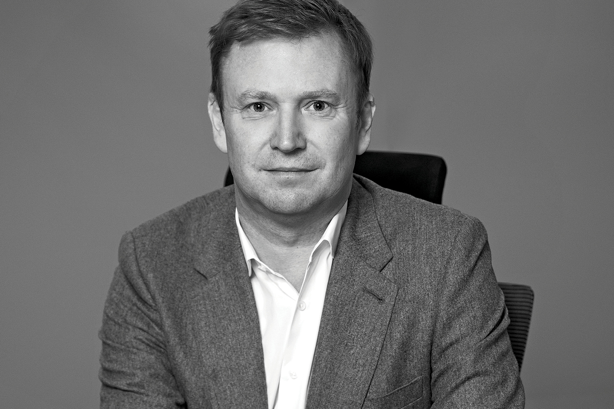 Sean Spencer Vice President & Managing Director of Afton Chemical Asia