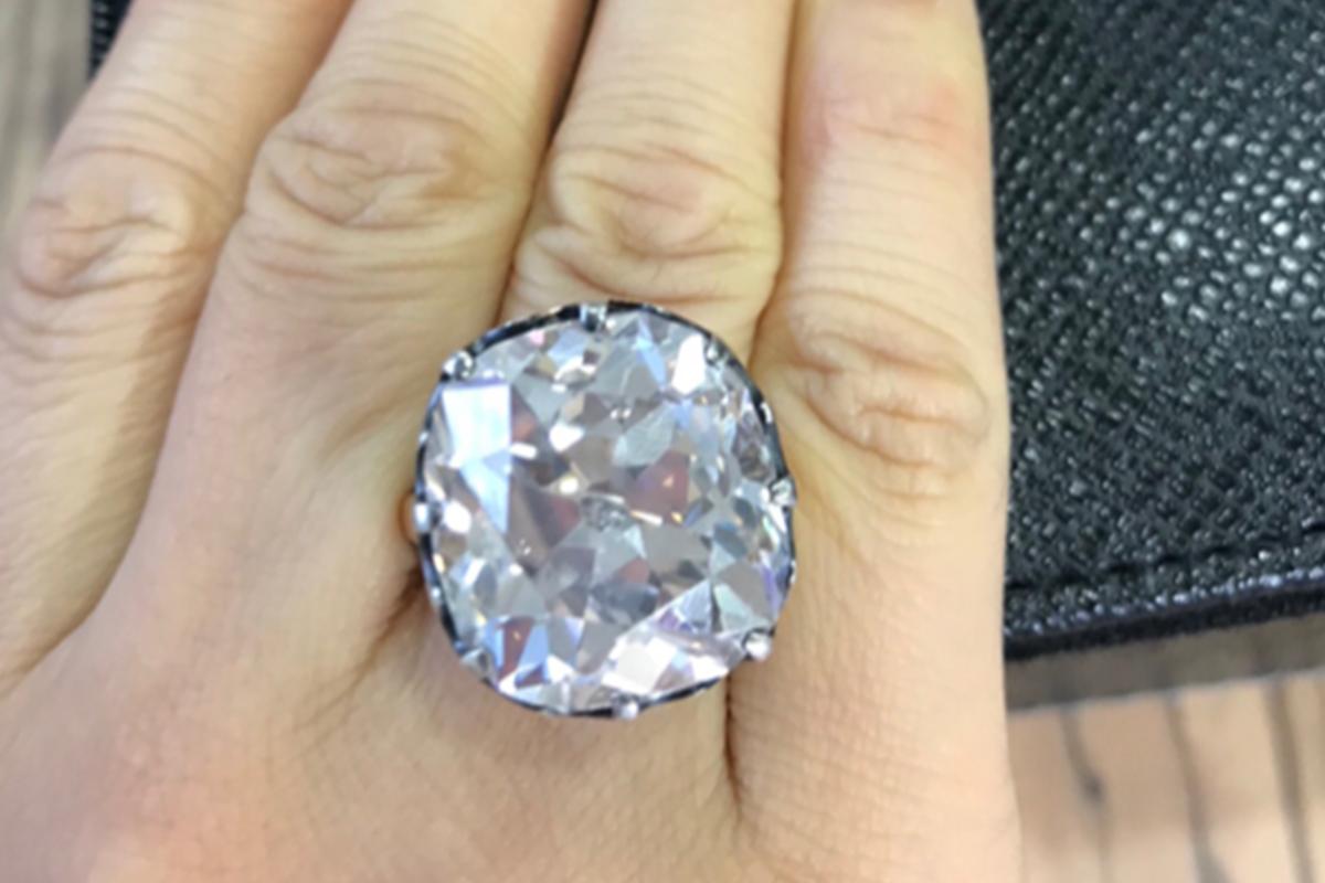 26 carat diamond