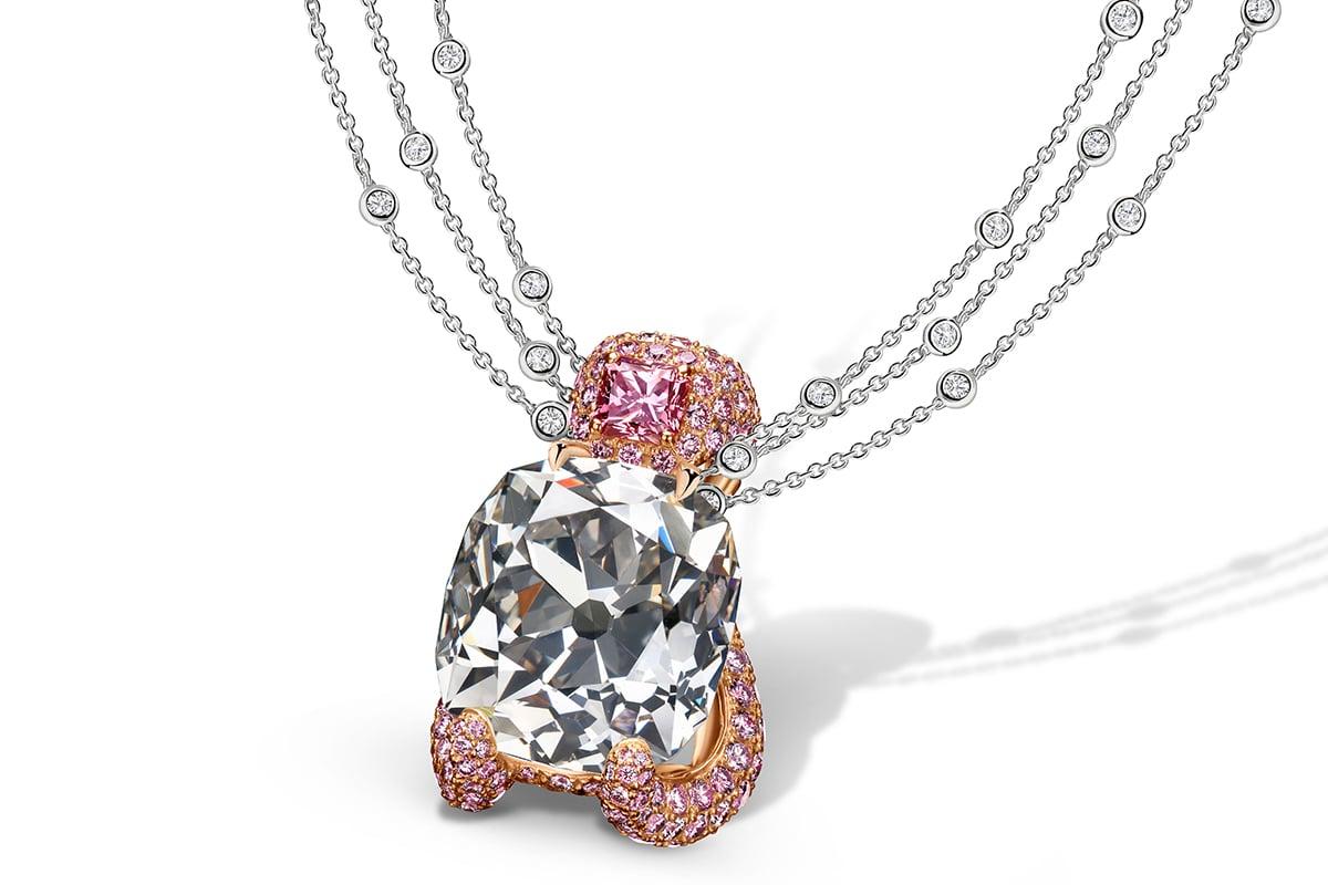 26-carat diamond