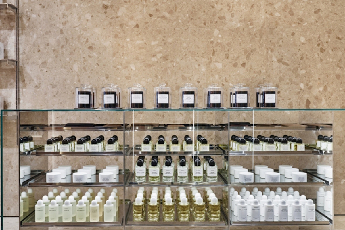 Fragrance house Byredo opens its Soho flagship