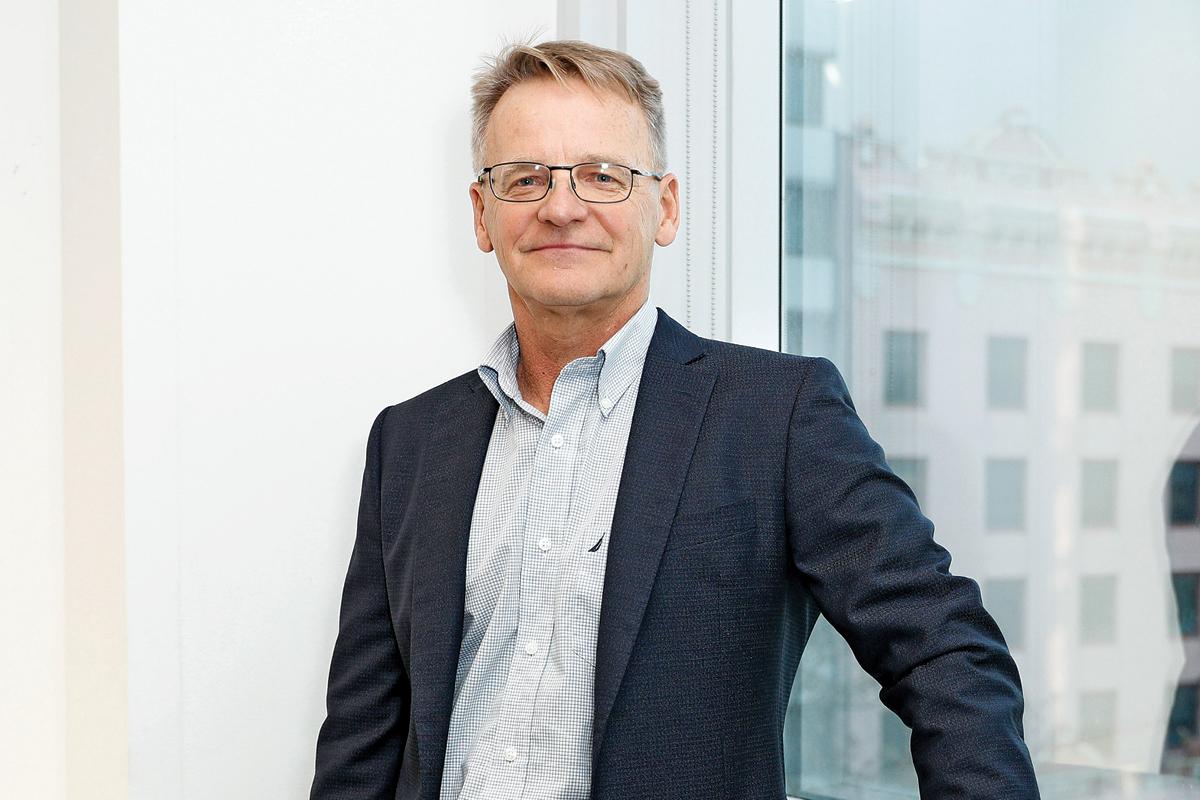 Chris Way Founding Director & CEO of Bridgeport Energy