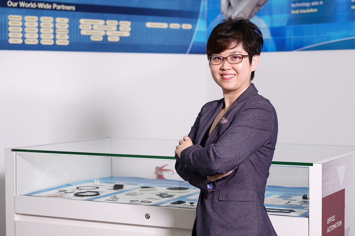 Phyllis Ong, Group Deputy CEO, Armstrong Industrial Corporation