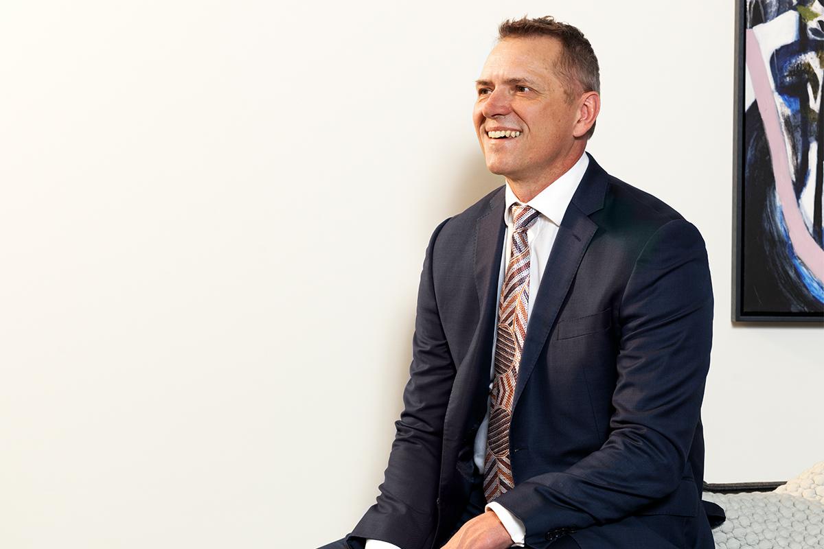 Kevin John Hudson, CEO, AYTB