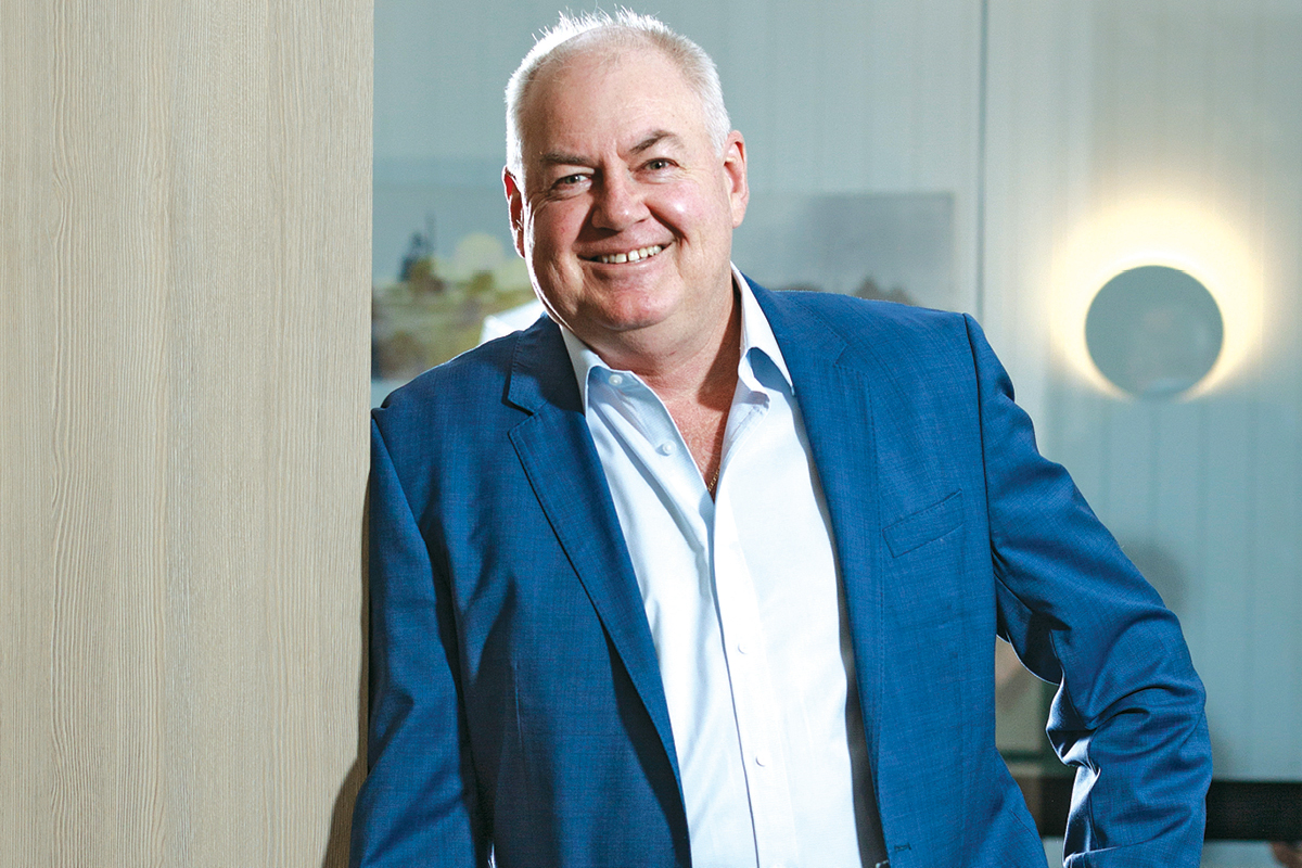 Peter Cook, Managing Director of Westgold Resources