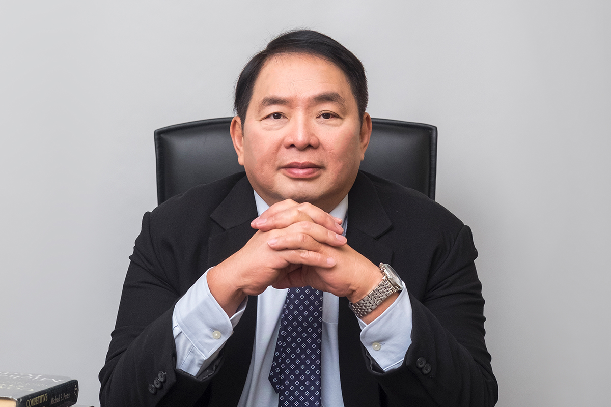 Robert Lo, President & CEO, RDF Feed, Livestock and Foods, Inc.