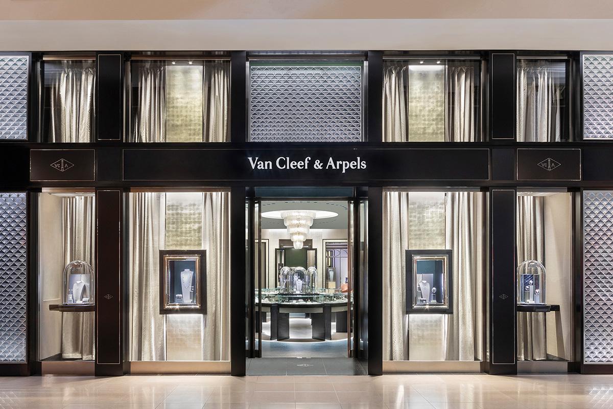 Van Cleef & Arpels Chadstone store