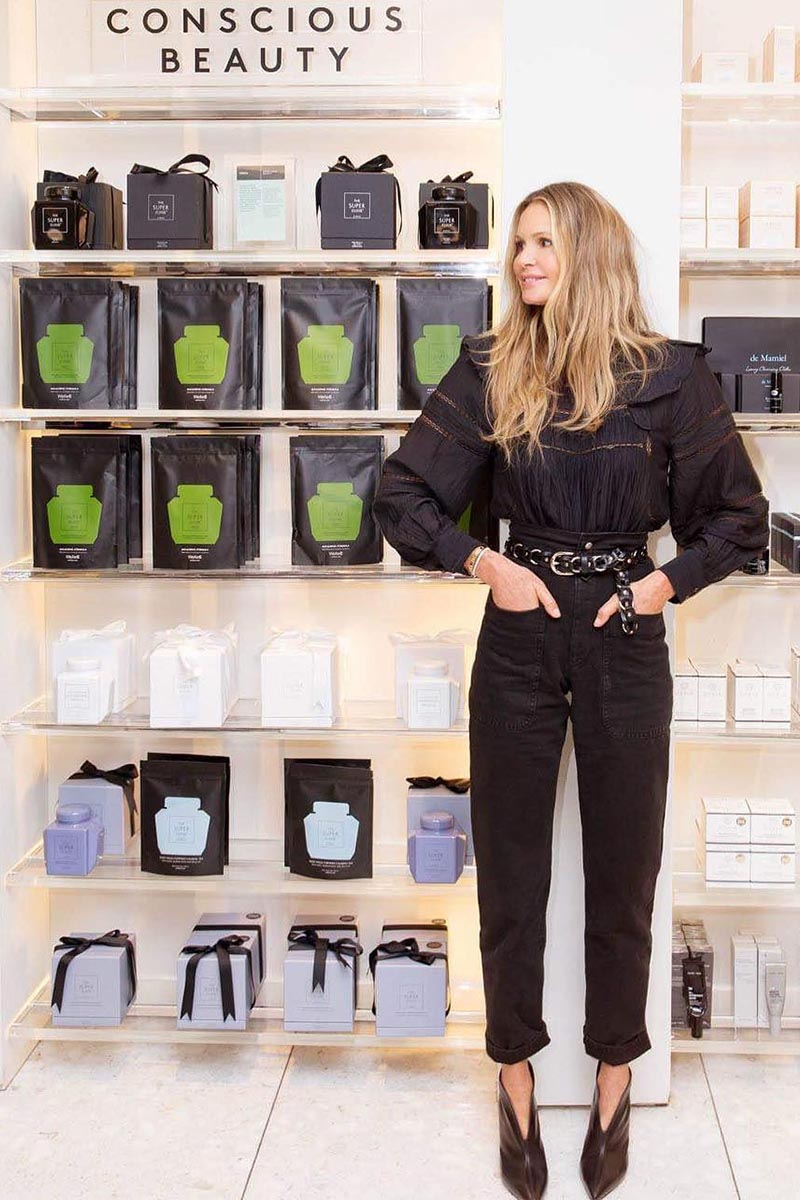 Elle Macpherson's WelleCo set to soar in the US