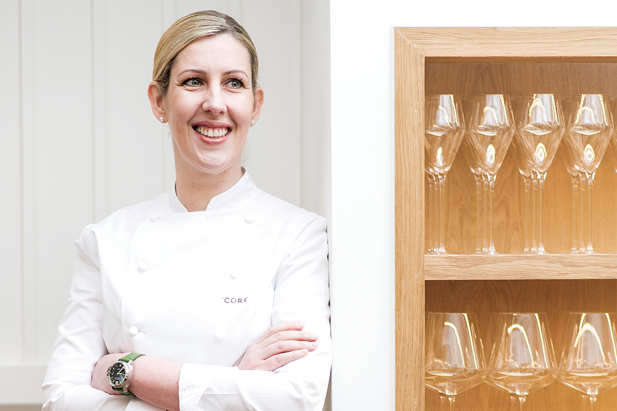 2018 World's Best Female Chef: Clare Smyth