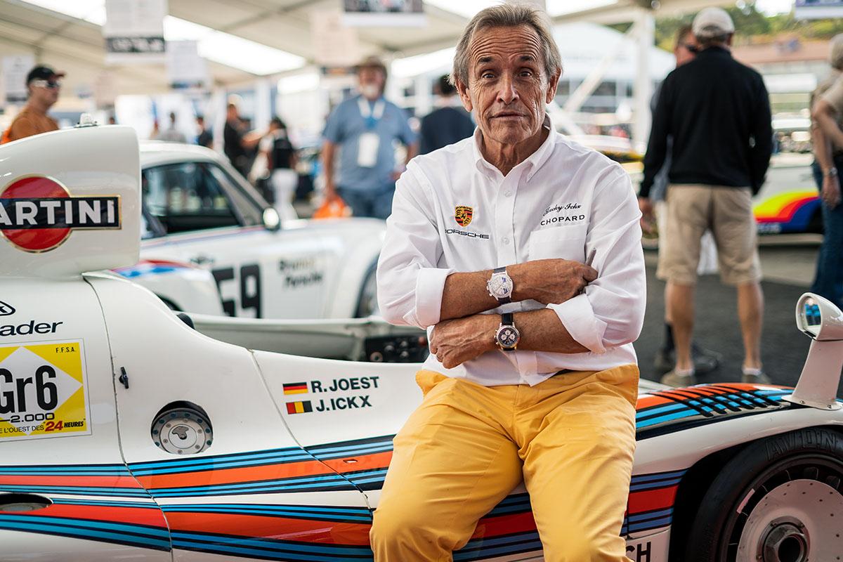 Porsche Chopard