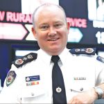 Shane Fitzsimmons Commissioner of NSW Rural Fire Service