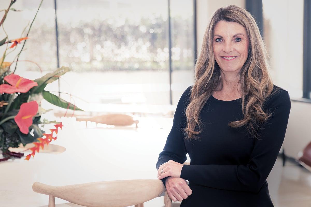 Daniela Marsilli CEO of dnata Australia